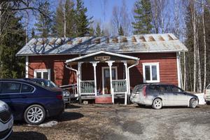 Bystugan Boggsjö kapell som får intäkterna från påskpimpeln.