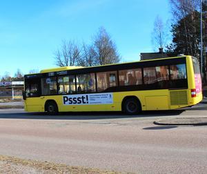 Region Gävleborg behöver spara och det kommer att gå ut över kollektivtrafiken i länet.