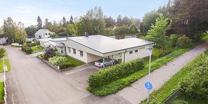 Sofiavägen 11 i Haga såldes för 4 600 000 kronor.      Foto: StenstadsMäklarna