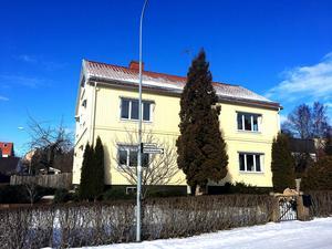 Villan på Fullerövägen i Västerås såldes för lite drygt 7,1 miljoner.