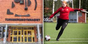 Den 19 augusti startar Moa Bodell sina studier på Torsbergsgymnasiet.