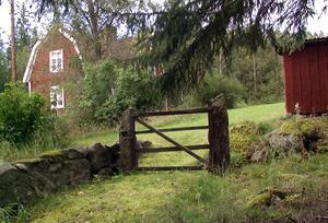 Banvakten Grev-Johans gård används idag som fritidsfastighet.