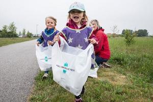 11 991 personer deltog från Dalarna i skräpplockningskampanjen Vi Håller Rent.