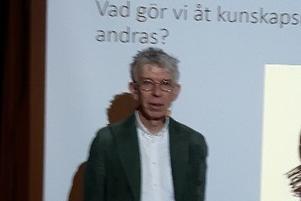 Historieprofessorn Arne Jarrick.