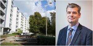 """""""Ett steg i rätt riktning"""", säger Pontus Werlinder, vd på TB."""