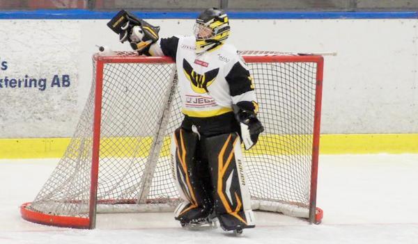 Jesper är 8 år och spelar cup i Värmland.Foto: Privat