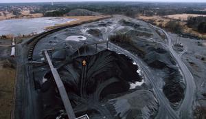 Dannemora gruva i Uppland.  Foto: Jurek Holzer