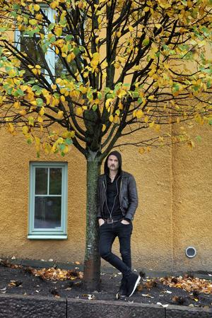 Den 8 november släpptes Lars Bygdéns minialbum The Folk Companion.  Foto: Jessica Gow