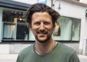 André Grim, 36 år, skaderådgivare, Alnö
