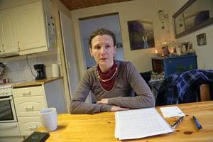 Polina Allemann, mamma till Anna som avled förra sommaren, välkomnar anmälan från Region Västernorrland till Ivo.