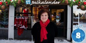 Kattis Melander öppnade sin butik i Njurundabommen för tre och ett halvt år sedan.