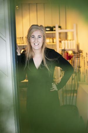 Josefin Klargård kommer från Edsbyn men har även jobbat i Idre i två år och pluggat i Uppsala innan hon flyttade till Åre.