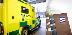 Skribenten är besviken över ambulansens bedömning i Kramfors, vilket senare visade sig vara en brusten blindtarm.