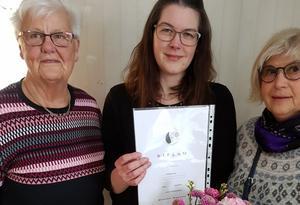 Ingrid Olsson, Christine Ung och Elisabeth Wälås. Läsarbild: Monica Jonsson.