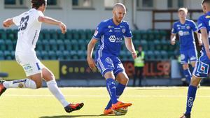 Marcus Danielsson uppges nära en övergång till Sundsvall. Bild: Therése Ny/TT.