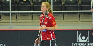 Hanna Kristoffersson gjorde något av en poängsuccé under sin första SSL-säsong.