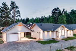 En villa på Mats Knuts väg i Borlänge var det fjärde mest klickade dalaobjektet på Hemnet under förra veckan. Foto: Kristofer Skog