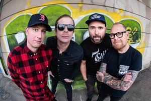 Örebrobandet Millencolin har spelat ihop i över 25 år. Deras senaste skiva är nu nominerad till en Grammis.