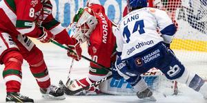 Janne Juvonen sägs vara klar för spel i Leksand. Bild: Daniel Eriksson/Bildbyrån