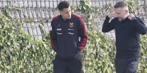 Ravel Morrison och David Webb i samtal – om vilket tröjnummer spelaren borde ha?