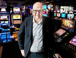 Henrik Lindgren vill vända de vikande besökssiffrorna på kasinot.