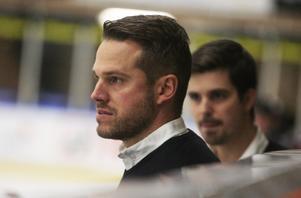 Patrik Fagerlund var nöjd efter Köpings seger mot Vännäs