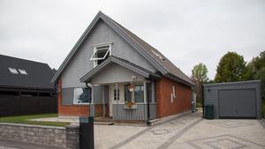 Bollgatan 28, Köping