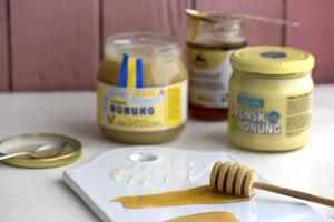 Honung är ett av de livsmedel det fuskas mest med.