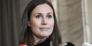 Socialdemokraten Sanna Marin utsågs till premiärminister i Finland den 10 december. Insändarskribenten Ulf Morberg berör händelsen i en politisk dikt.