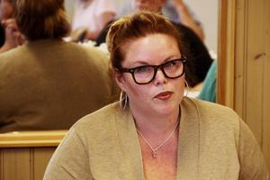 Ljusdalshems övertagande av fastighetsförvaltning, innebär inte att utbildningsförvaltningen fått någon ny skattkista, poängterar Stina Bohlin.