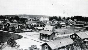 Islingby på 1930-talet.