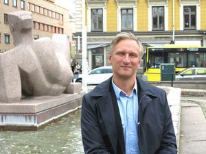 – Det finns aldrig en quickfix för trygghet, säger Jörgen Edsvik, S, kommunalråd.