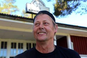 Bourbon Corner med Börje Norberg kommer att samarbeta med Christer  Karlsson och Grillat i Imnäs med att sköta serveringen under Nipyran.  Arkivfoto: Jonny Dahlgren