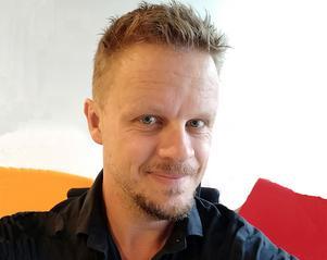Håkan Gunnarsson, produktansvarig, Övik energi