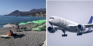 Direktflygplan från Sverige till Grekland stoppas fram till den 15 juli.