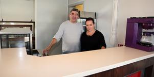 Bakic´Dragoljub och Natalya Romakina öppnar en ny restaurang Långsele.