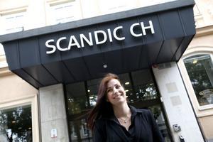 BYTER STYRELSE. Malin Vikerhagen, hotellchef på Scandic, blir ordförande i Brynäs nya restaurangbolag i Läkerol Arena. Hon har de senaste sex åren suttit i Brynäs styrelse, vilken hon nu lämnar.