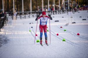 Moa Flodin från Alnö SK.