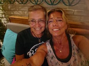 Susanne och Nina Andersson