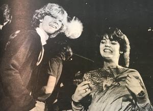 1982 öppnades diskoteket Pacific i Östersund. Mats Könberg och Anneli Näslund dansade loss på premiärkvällen.