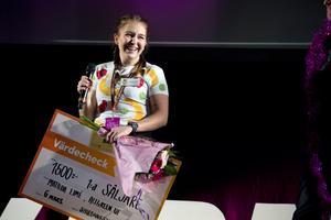 Årets Säljare – Matilda Limé, ActGreen UF.