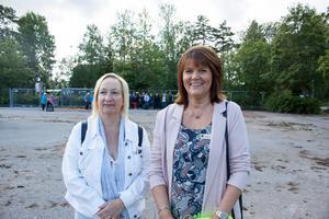 Eva Ståhlberg och Carina Gardh Nilsson är projektledare för det nya vårdboendet på Källbogården.