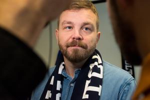 Henrik Åhnstrand är GIF Sundsvalls nya huvudtränare.