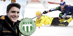 Daniel Johansson lämnar moderklubben för ett tvåårskontrakt med VSK.