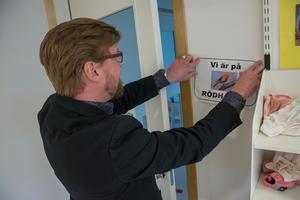 Brittsbos förskola ligger på Sidensvansvägen och har, logiskt nog, tre avdelningar med fågelnamn: Gulsparven, Tofsmesen och Rödhaken.