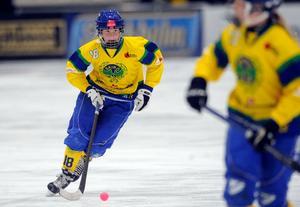 Emma Drott och hennes Skirö har inte slagit Kareby/Surte den här säsongen. Sista chansen kommer på fredag.