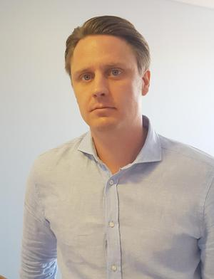 Martin Söder, projektledare vid ISF. Bild: ISF