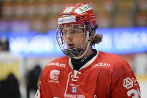 Jacob Olofsson stod för en lyckad säsong i Timrå IK.