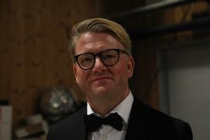 Christer Johansson arrangerade Playing for Emma tillsammans med Alfta Night Hawks.