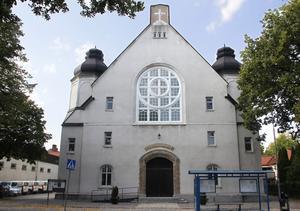 Sala missionskyrka är inte bara en plats att utöva sin tro, utan även en kulturlokal som föreningar får hyra i ett samarbete med Sala kommun.